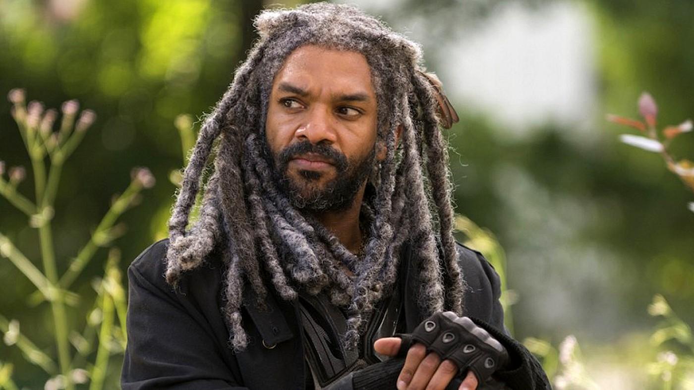 Ezekiel (Khary Payton) em The Walking Dead