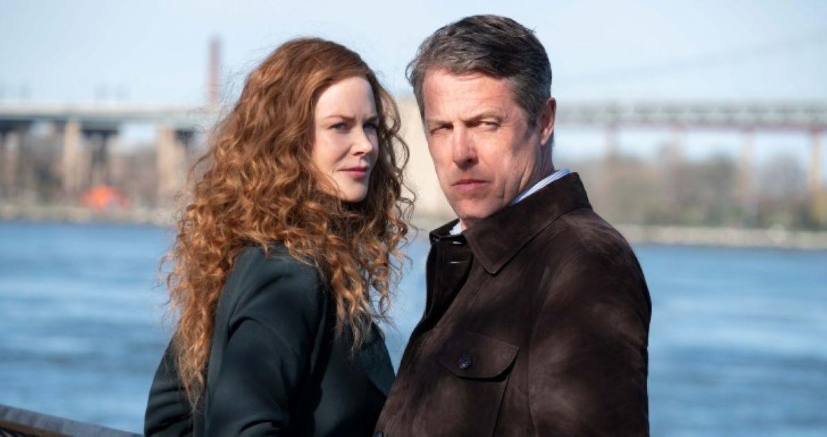 Nicole Kidman e Hugh Grant em The Undoing (Divulgação / HBO)