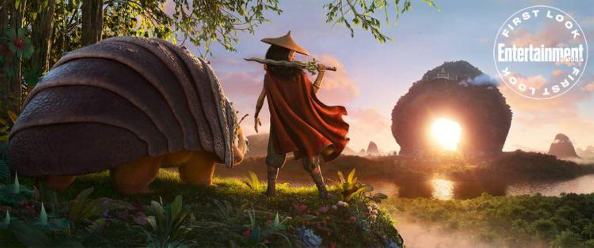 Raya e o Último Dragão (Divulgação / Disney)