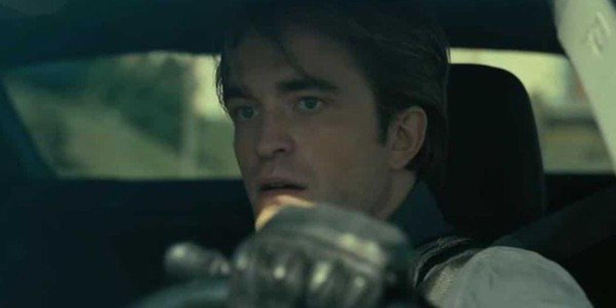 Robert Pattinson em Tenet (Reprodução)