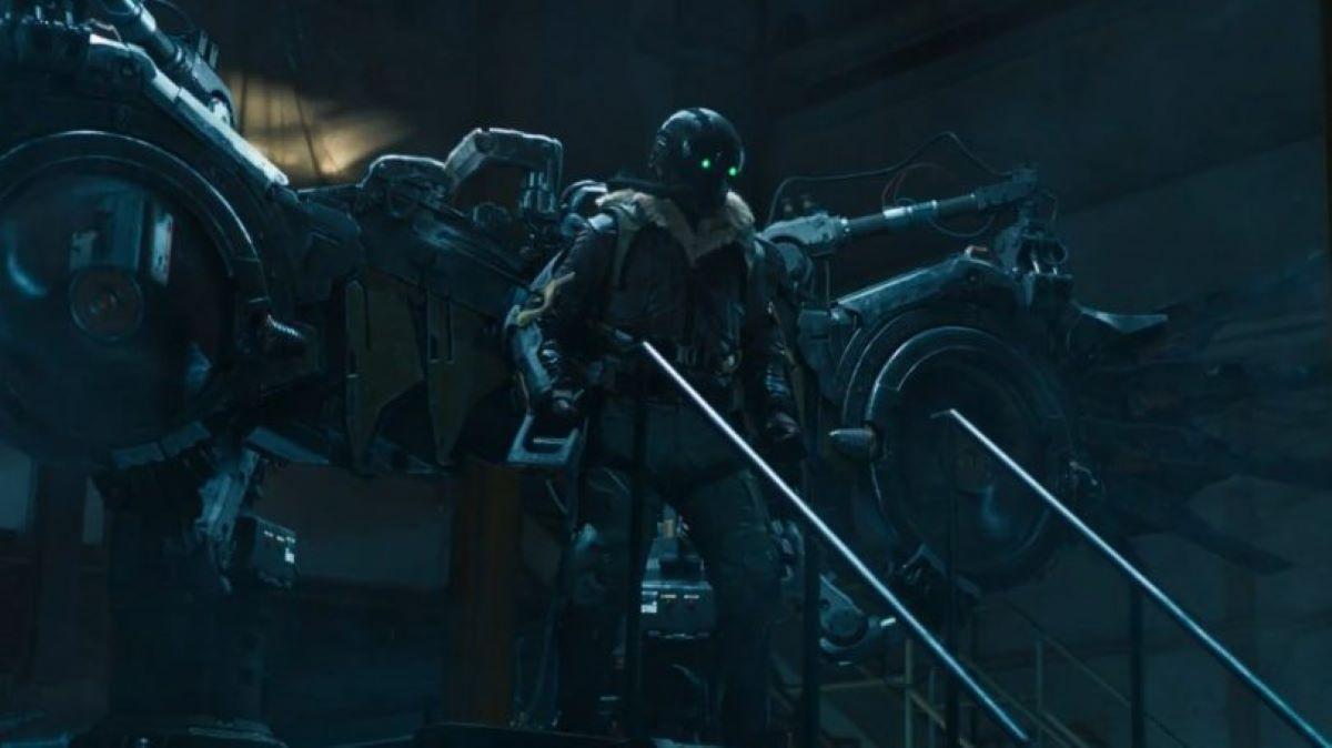 Abutre (Michael Keaton) em Homem-Aranha: De Volta ao Lar (Reprodução / Marvel)