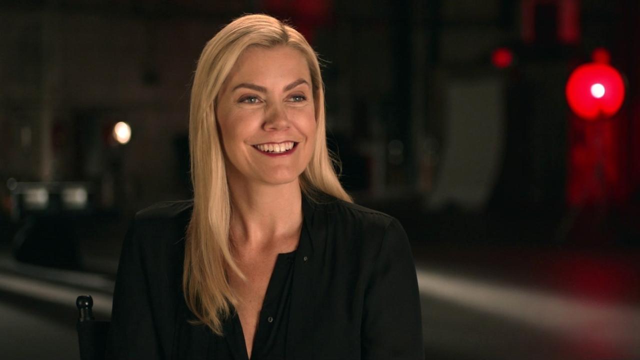 Barbara Muschietti, produtora de The Flash