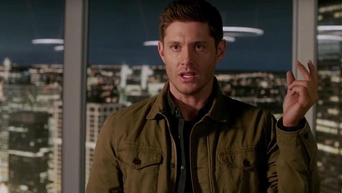 Dean (Jensen Ackles) em Supernatural