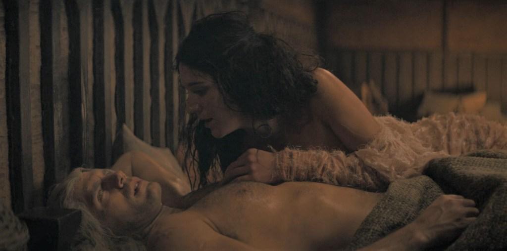 Geralt e Danica