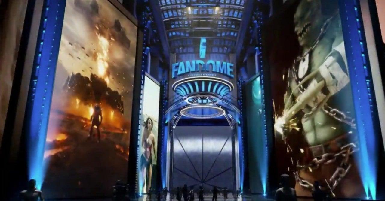 Hall Of Heroes, da DC FanDome