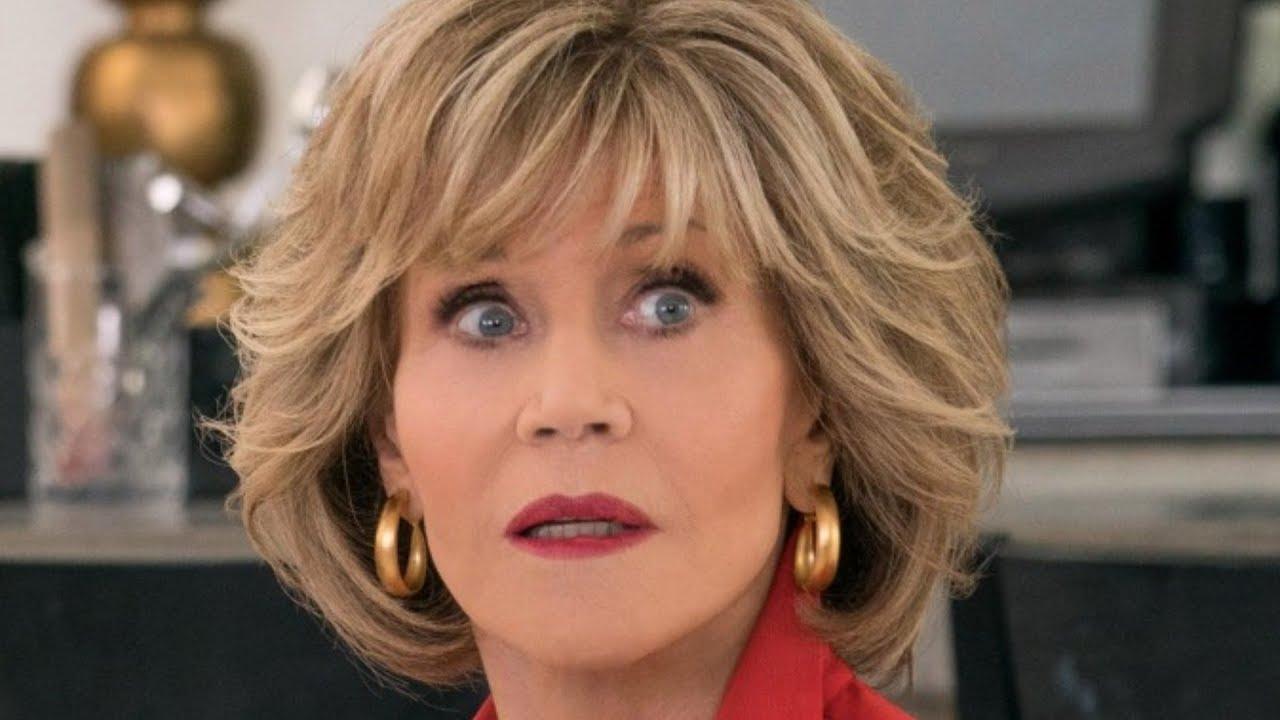 Jane Fonda em Grace e Frankie