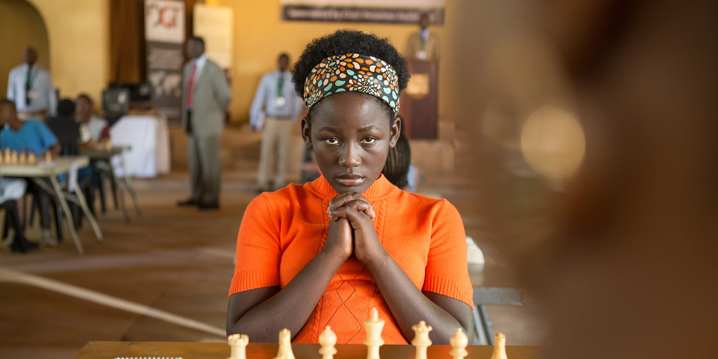 Rainha do Katwe