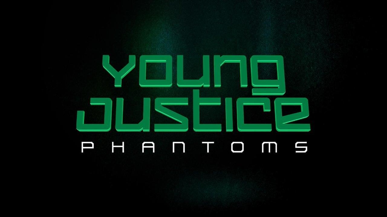 Justiça Jovem/ Young Justice em logo de nova temporada