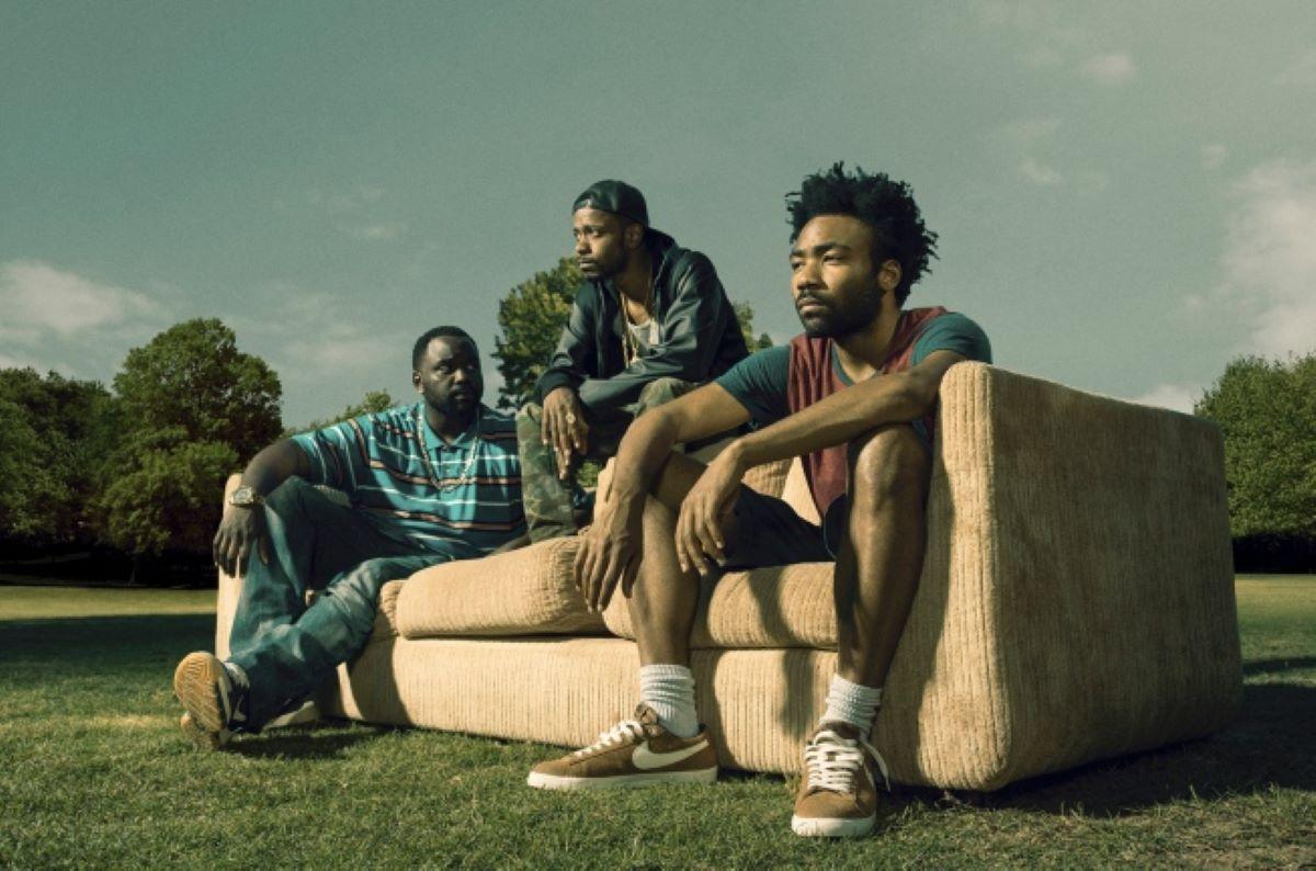 Personagens da série Atlanta (Divulgação / FX)