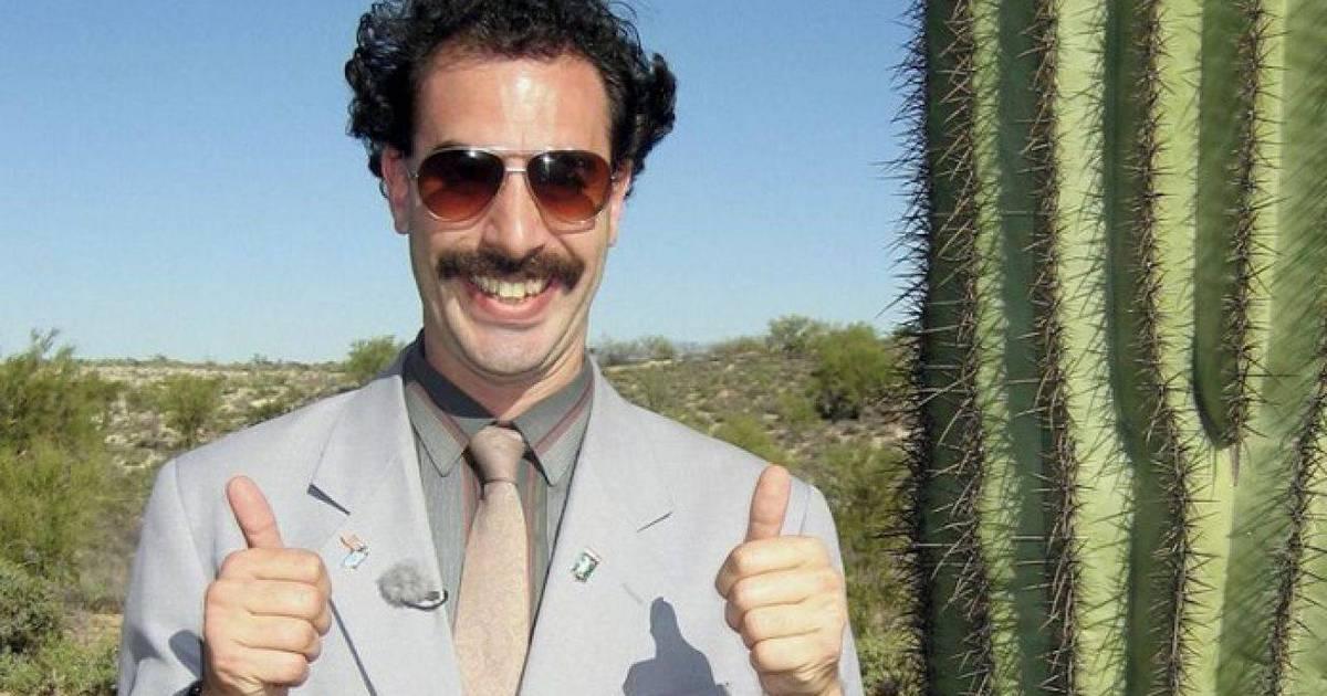 Borat (Divulgação)