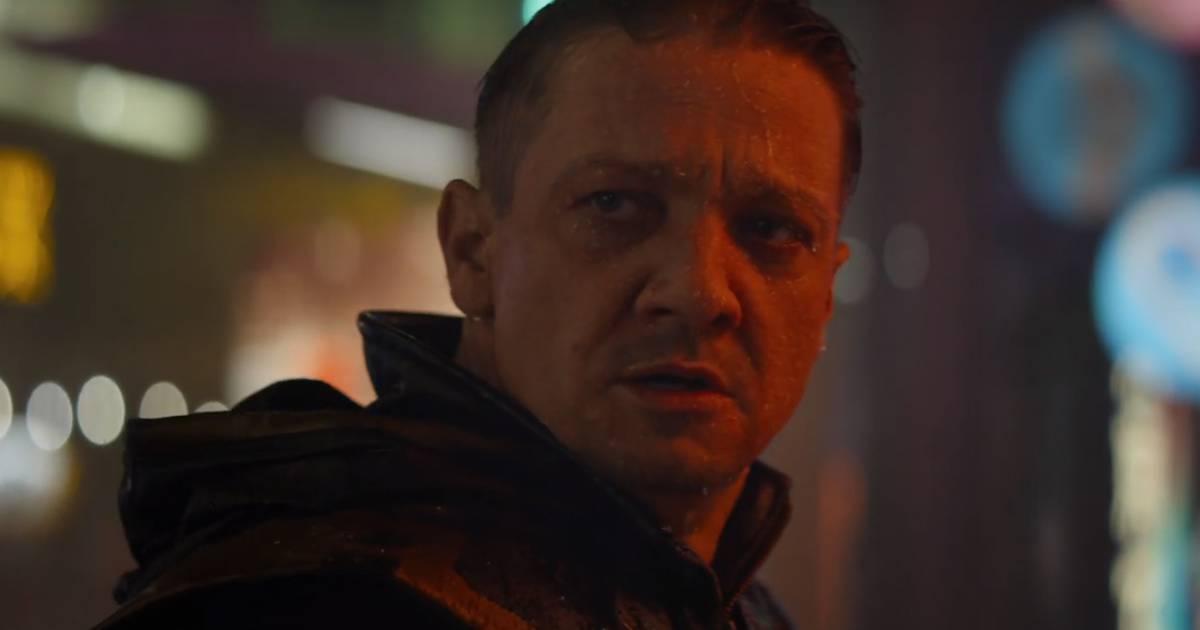 Jeremy Renner como Ronin em Vingadores: Ultimato (Reprodução / Marvel