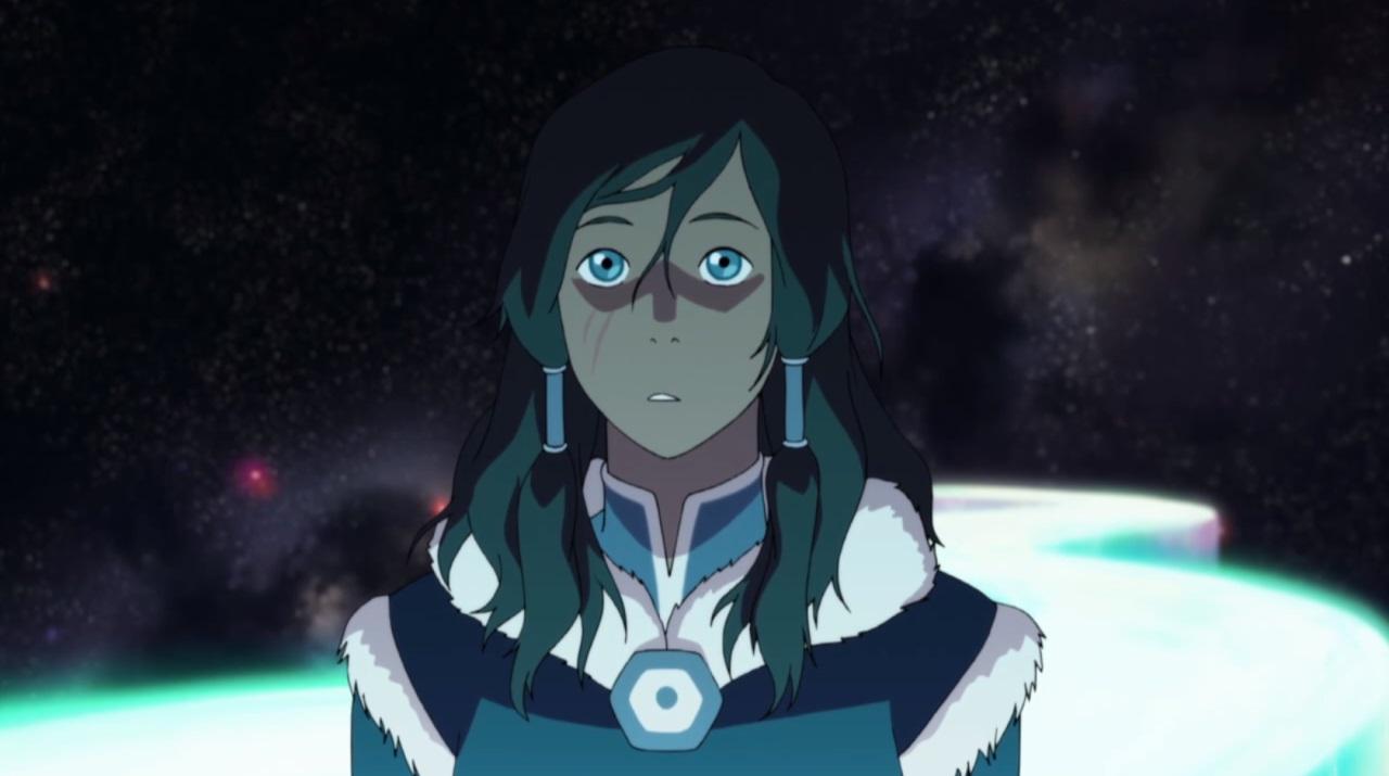 Cena de Avatar: A Lenda de Korra (Reprodução / Nickelodeon)