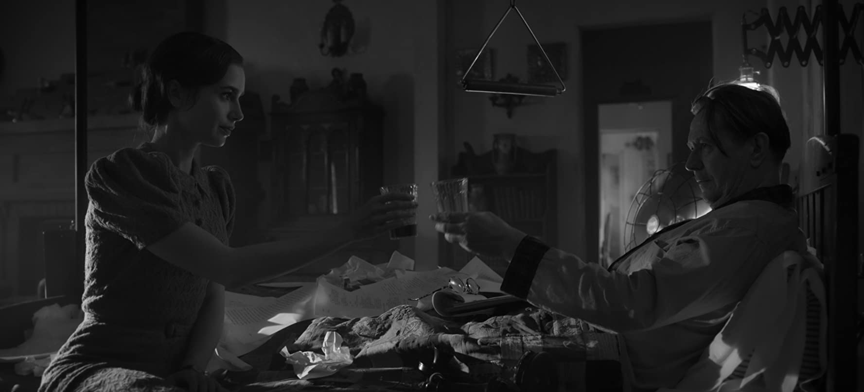 Mank   Novo filme de David Fincher com Gary Oldman ganha 1º teaser; confira