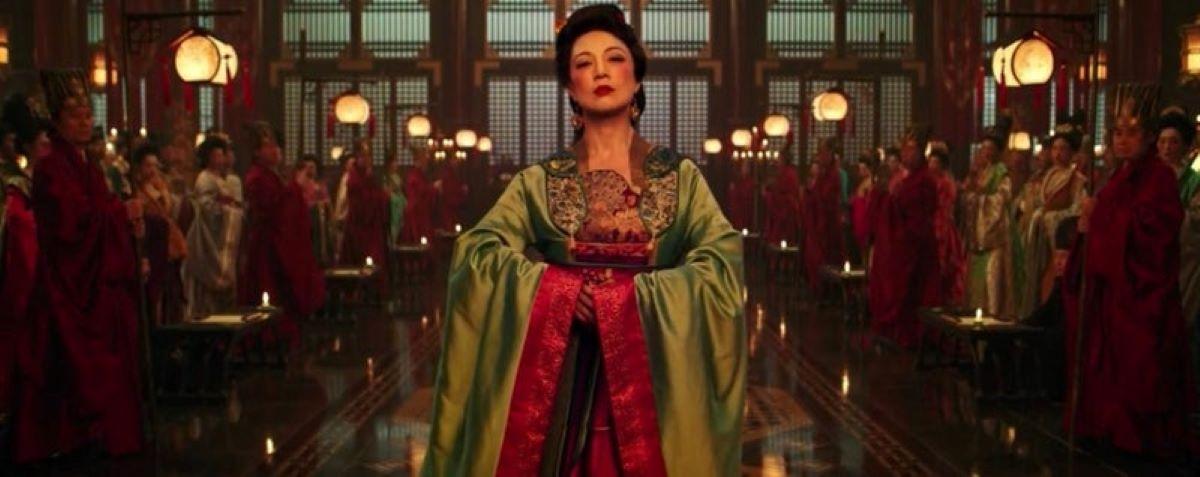 Ming-Na Wen em Mulan (Reprodução / Disney)