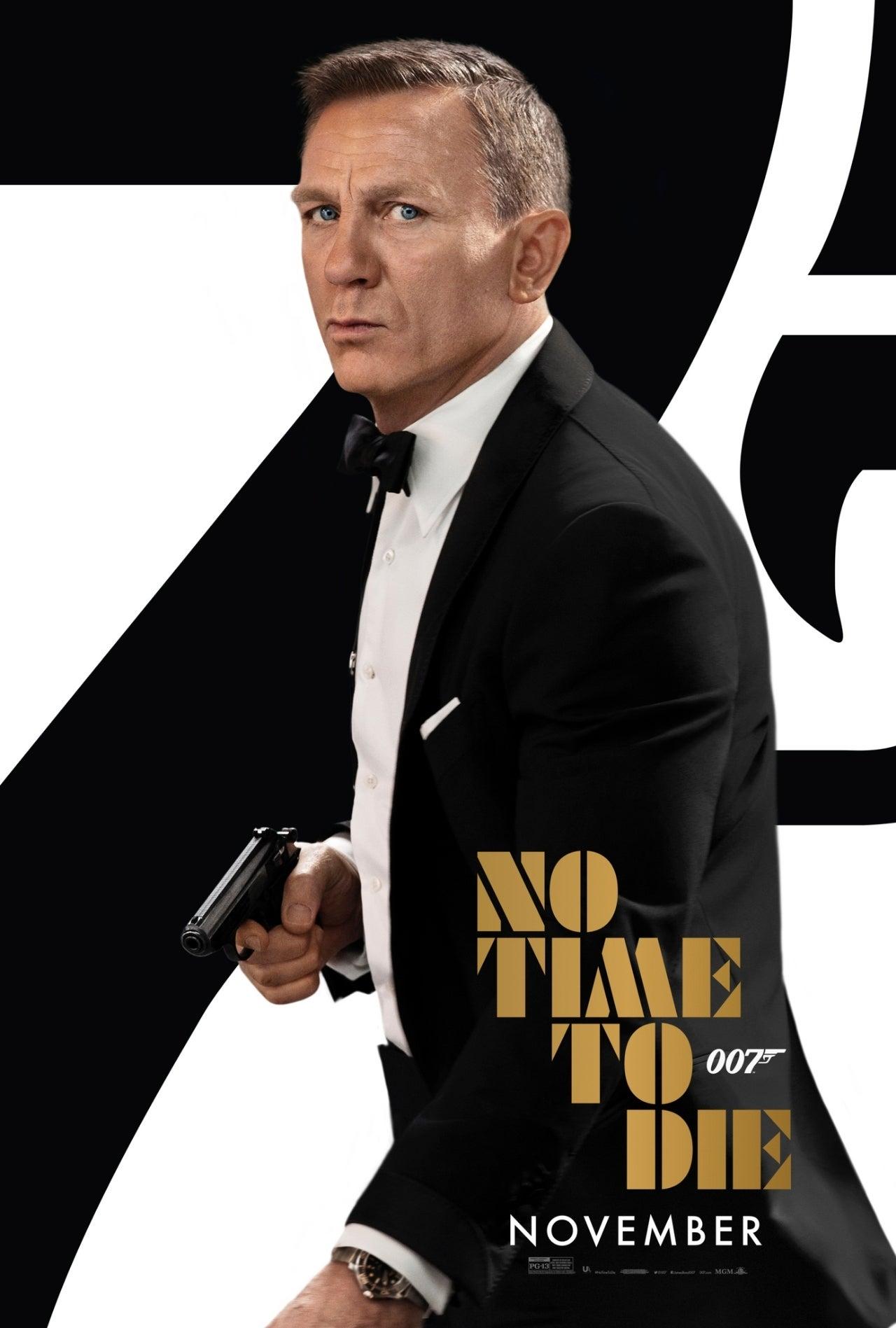 007 - Sem Tempo Para Morrer (Divulgação / MGM)