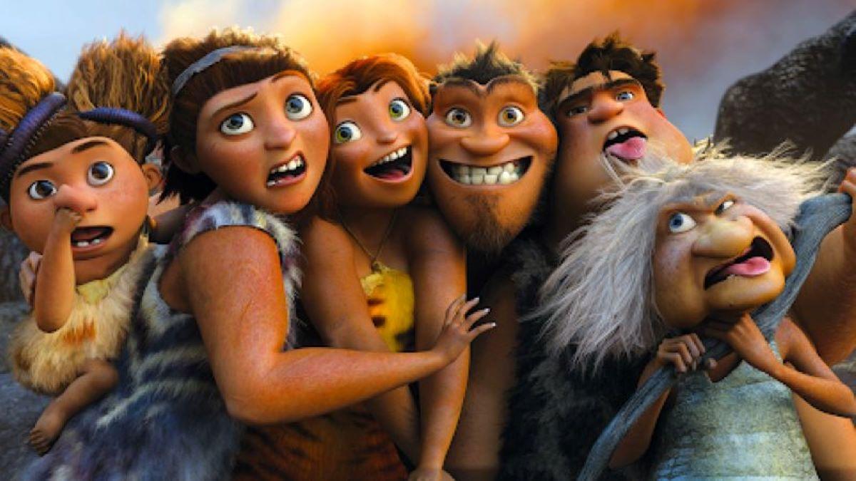 Os Croods 2 (Divulgação / DreamWorks e Universal)