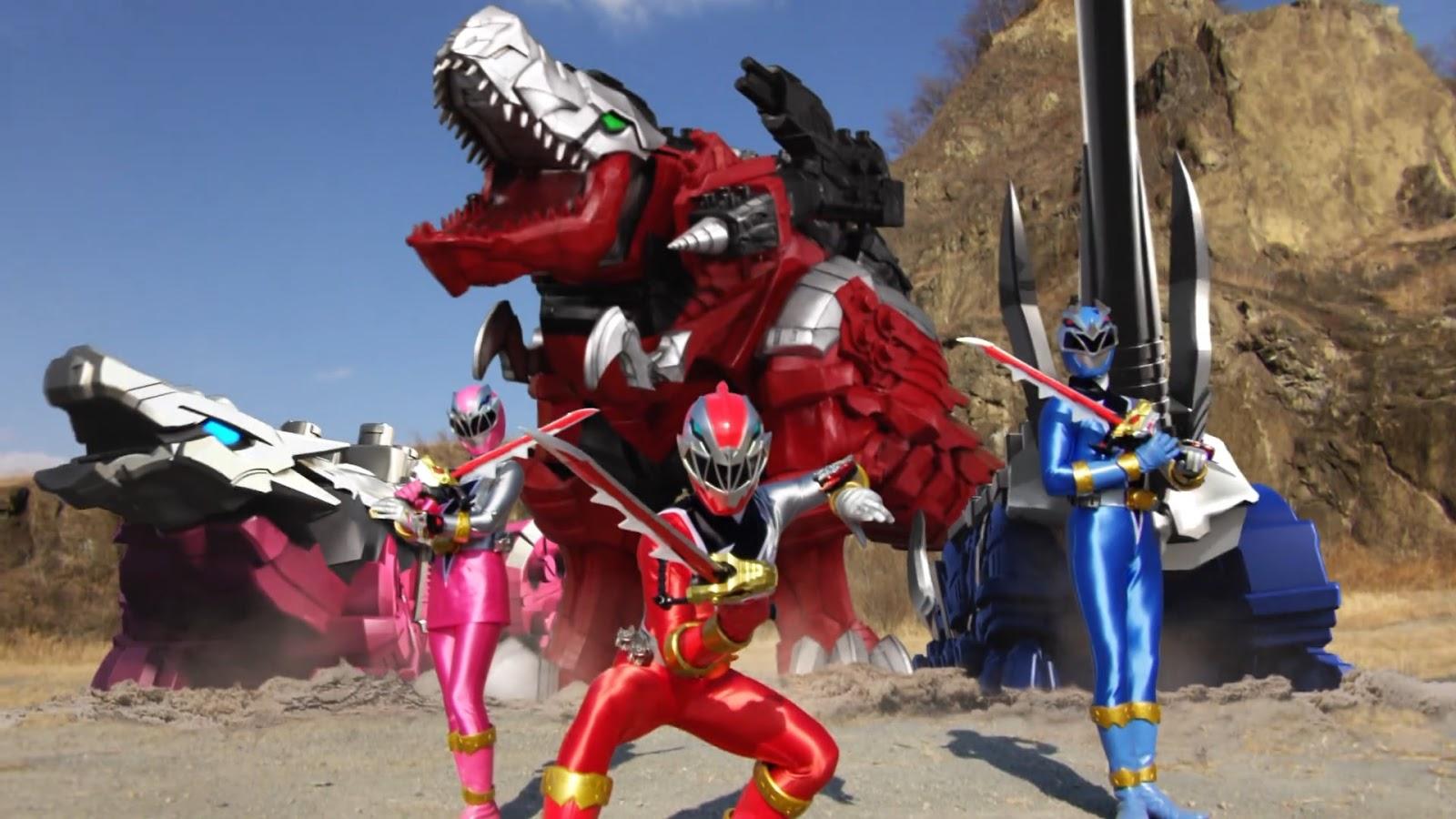 Power Rangers Dino Fury (Divulgação / Hasbro)