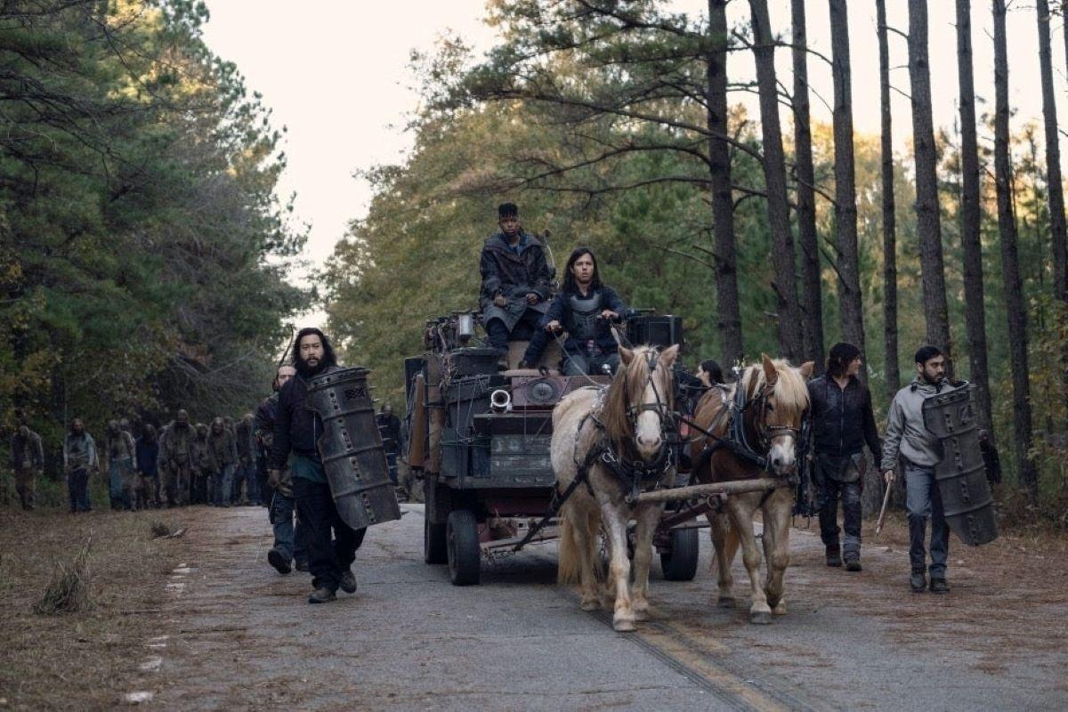 The Walking Dead (Divulgação / AMC)