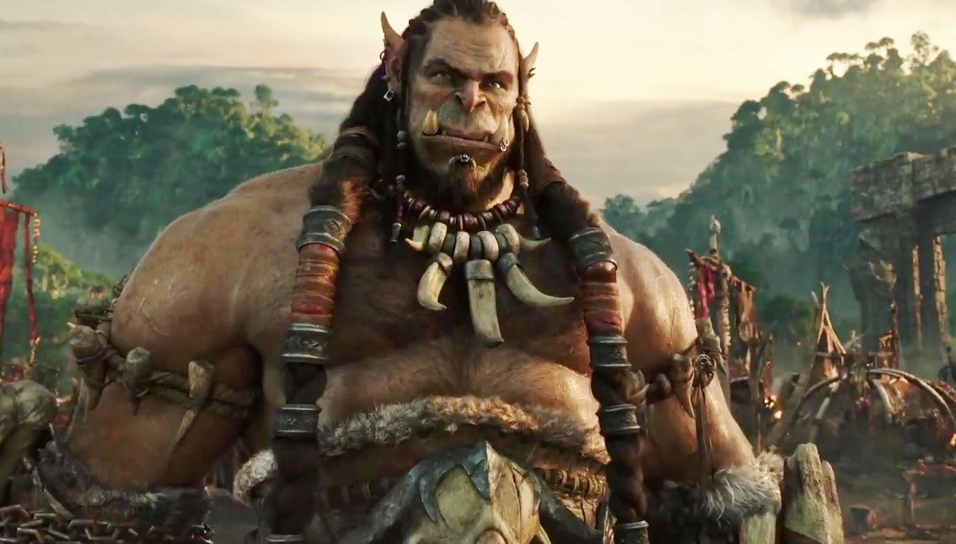 Cena de Warcraft - O Primeiro Encontro de Dois Mundos (Reprodução)