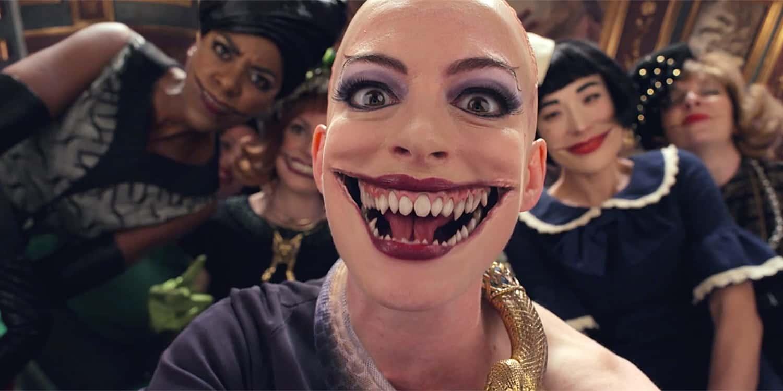 Anne Hathaway em Convenção das Bruxas