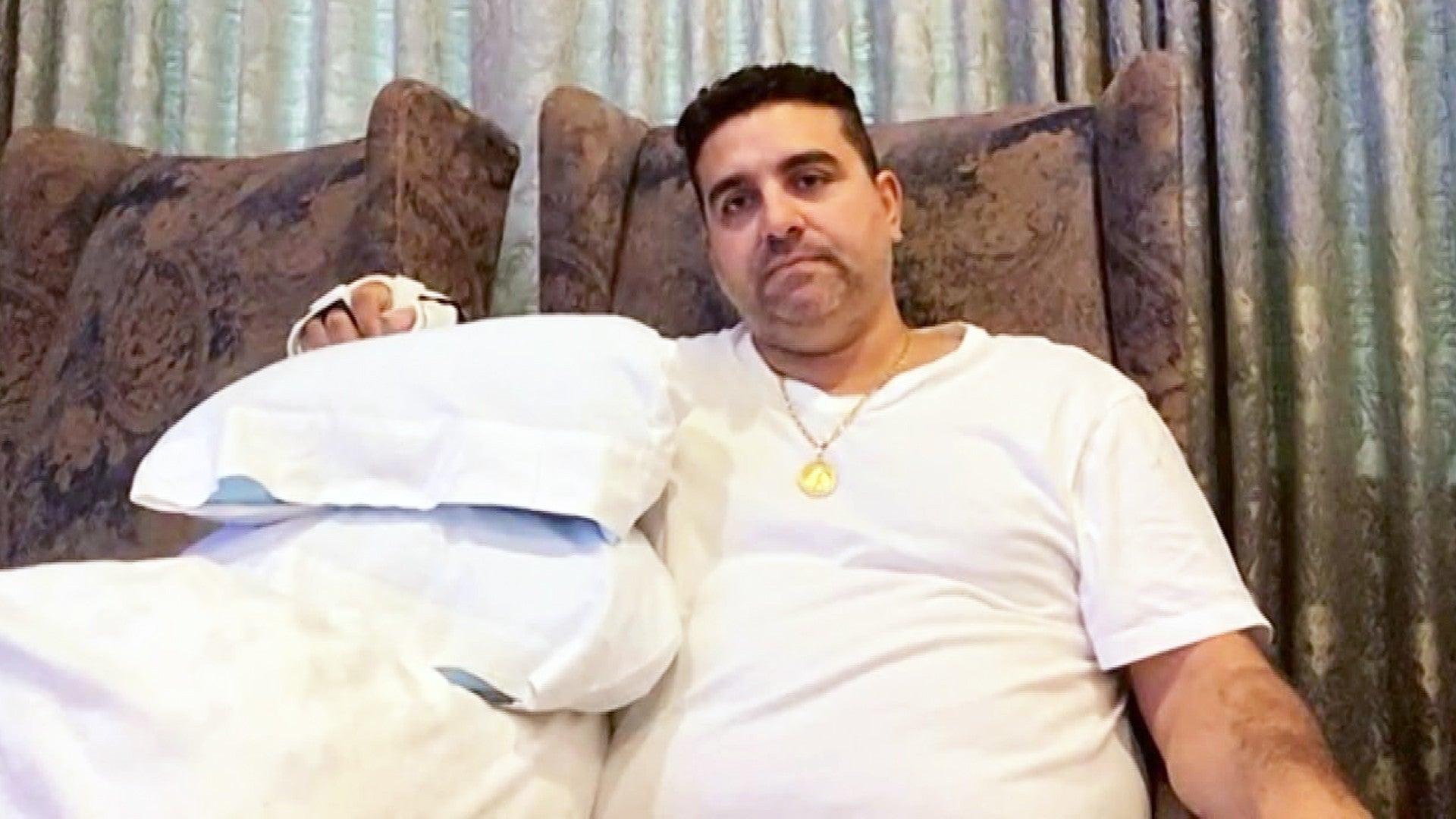 Buddy Valastro, astro de Cake Boss em recuperação após acidente doméstico