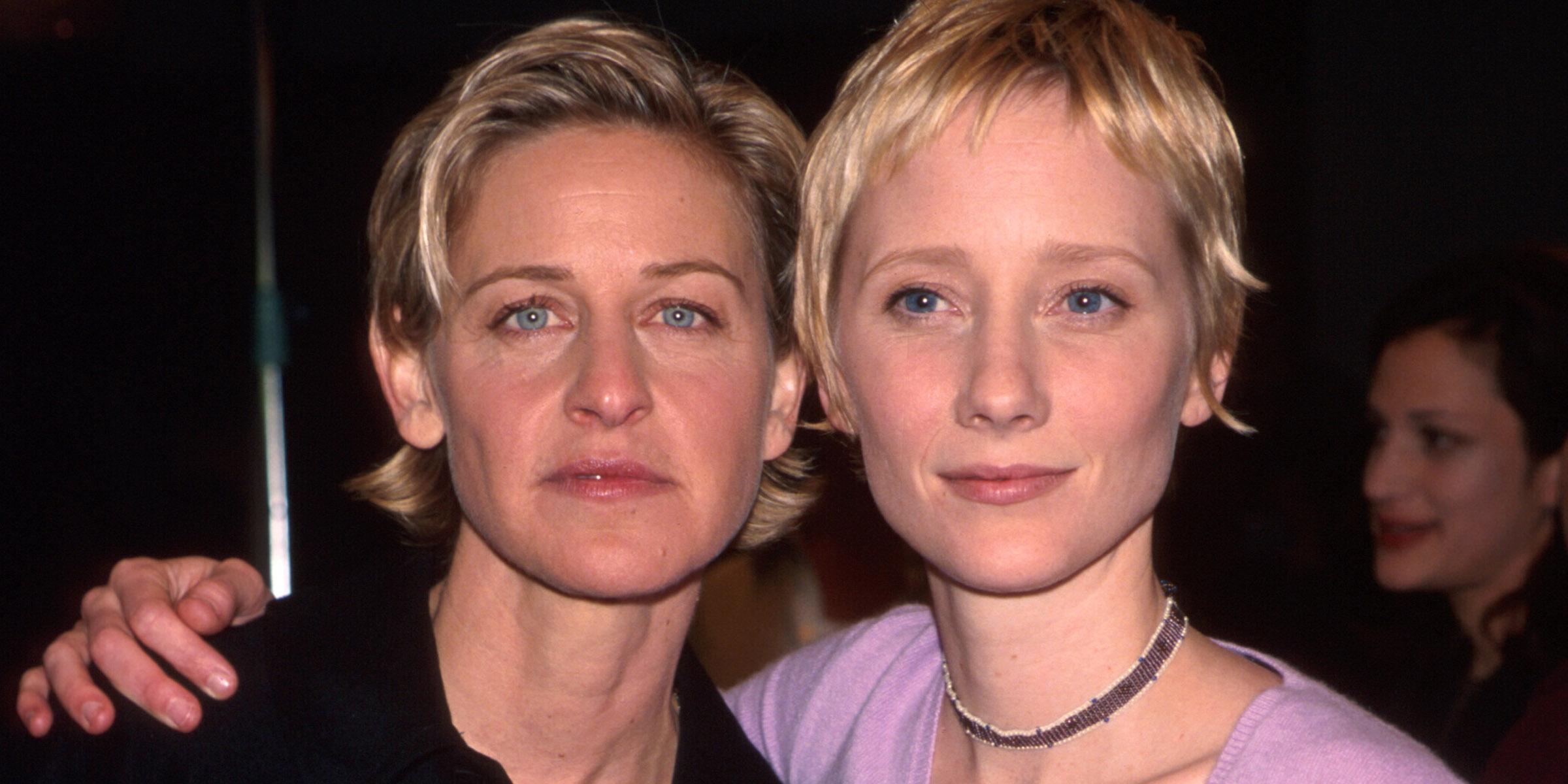 Anne Heche e Ellen Degeneres