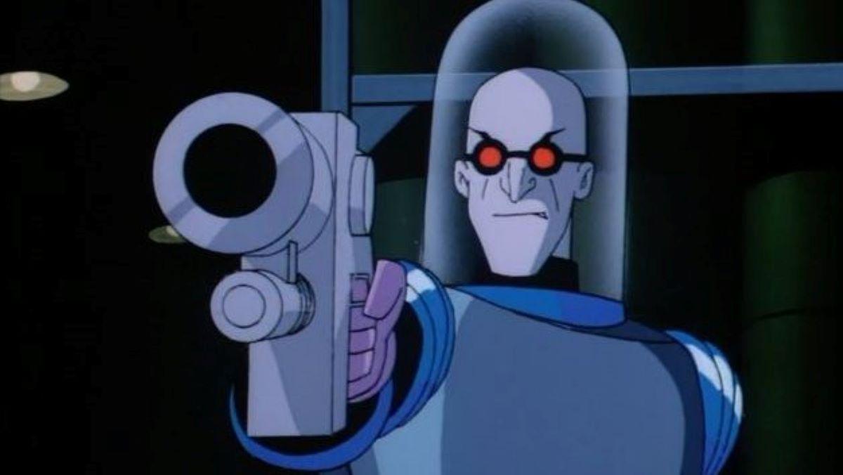 Mr. Freeze em Batman: A Série Animada (Reprodução / DC)