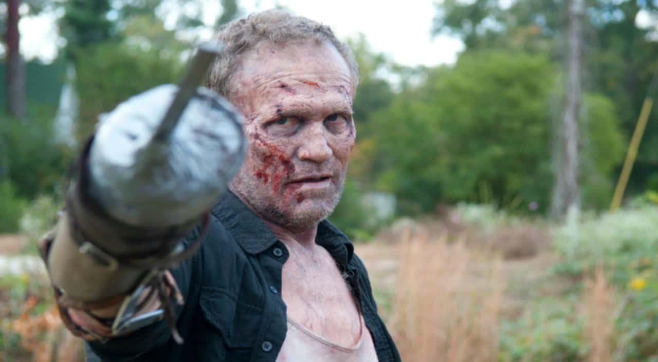 Merle (Michael Rooker) em The Walking Dead