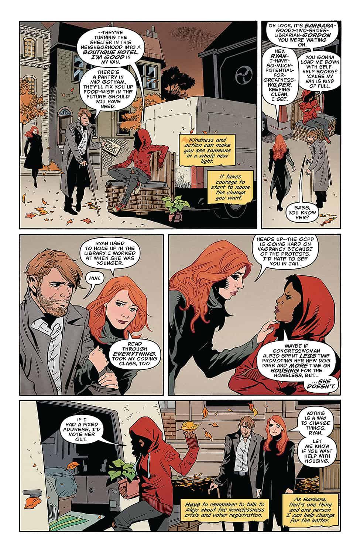 Ryan Wilder em novos quadrinhos da DC Comics