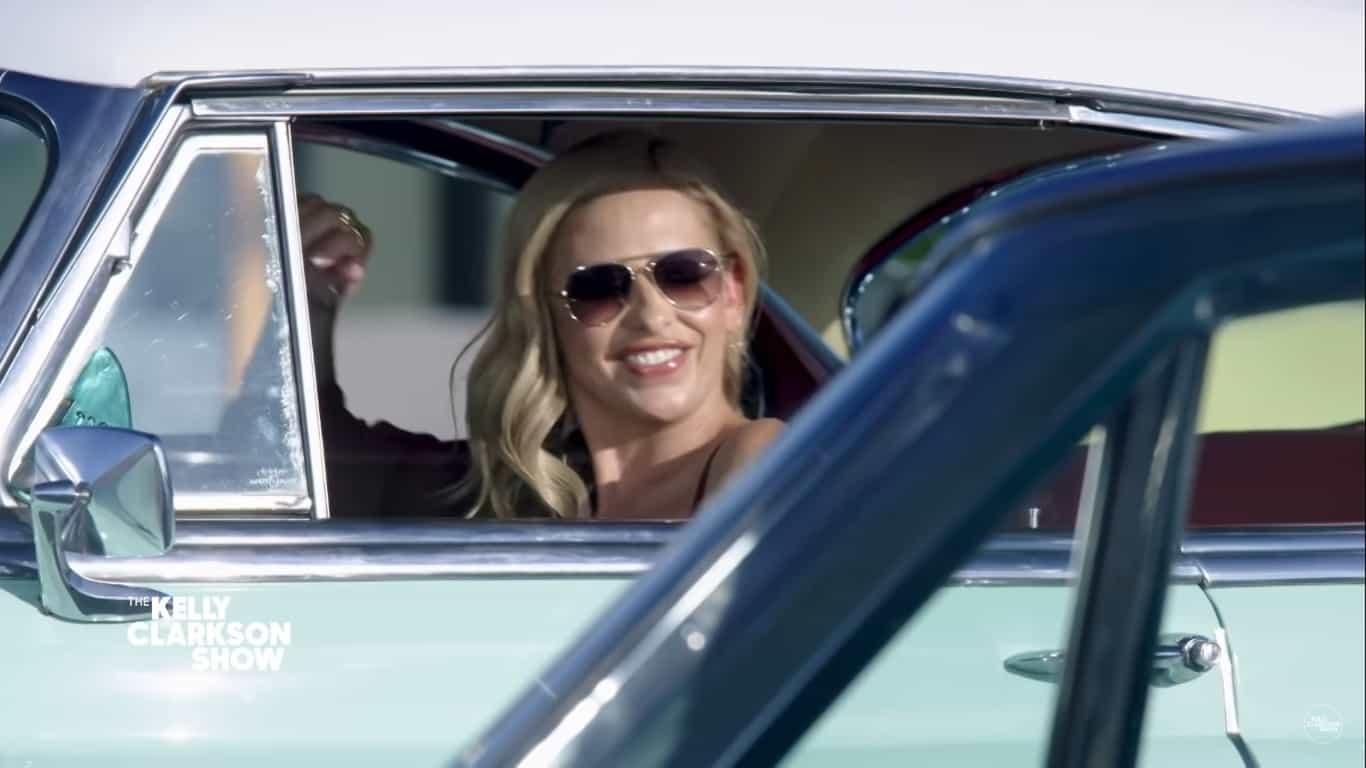 Sarah Michelle Gellar no The Kelly Clarkson Show