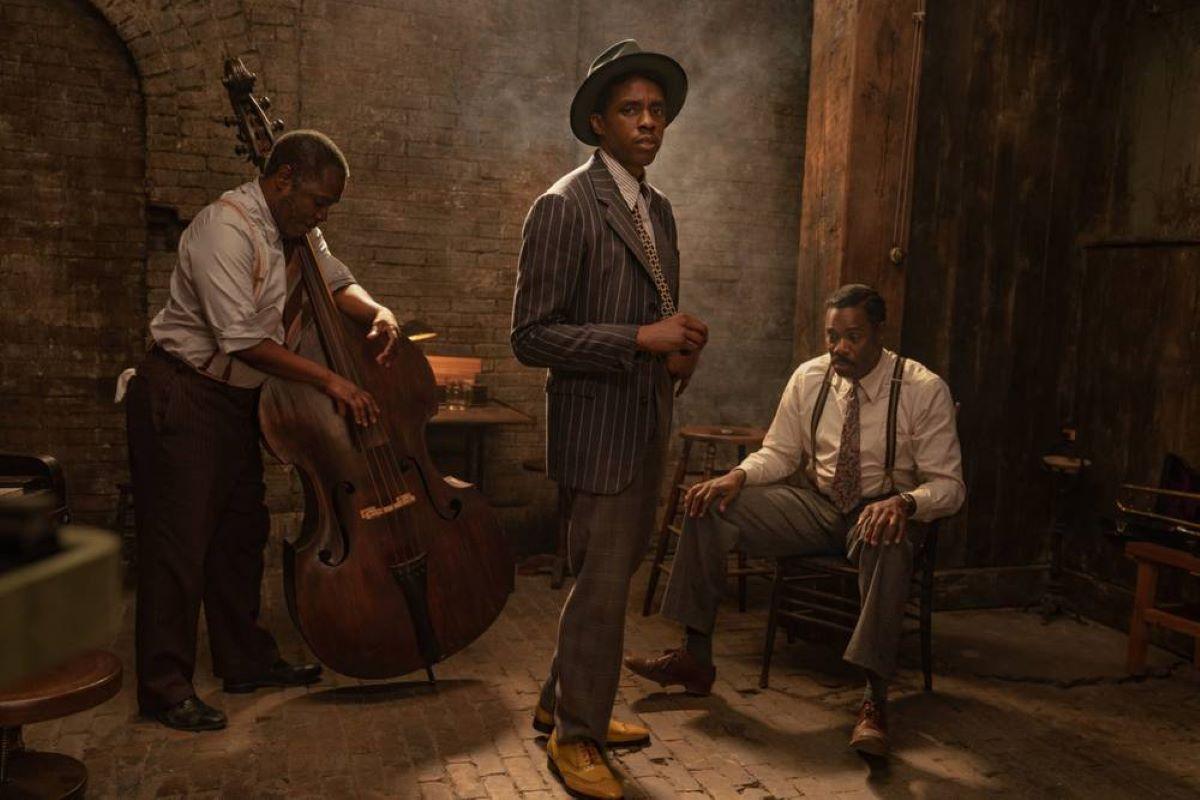 A Voz Suprema do Blues (Divulgação / Netflix)