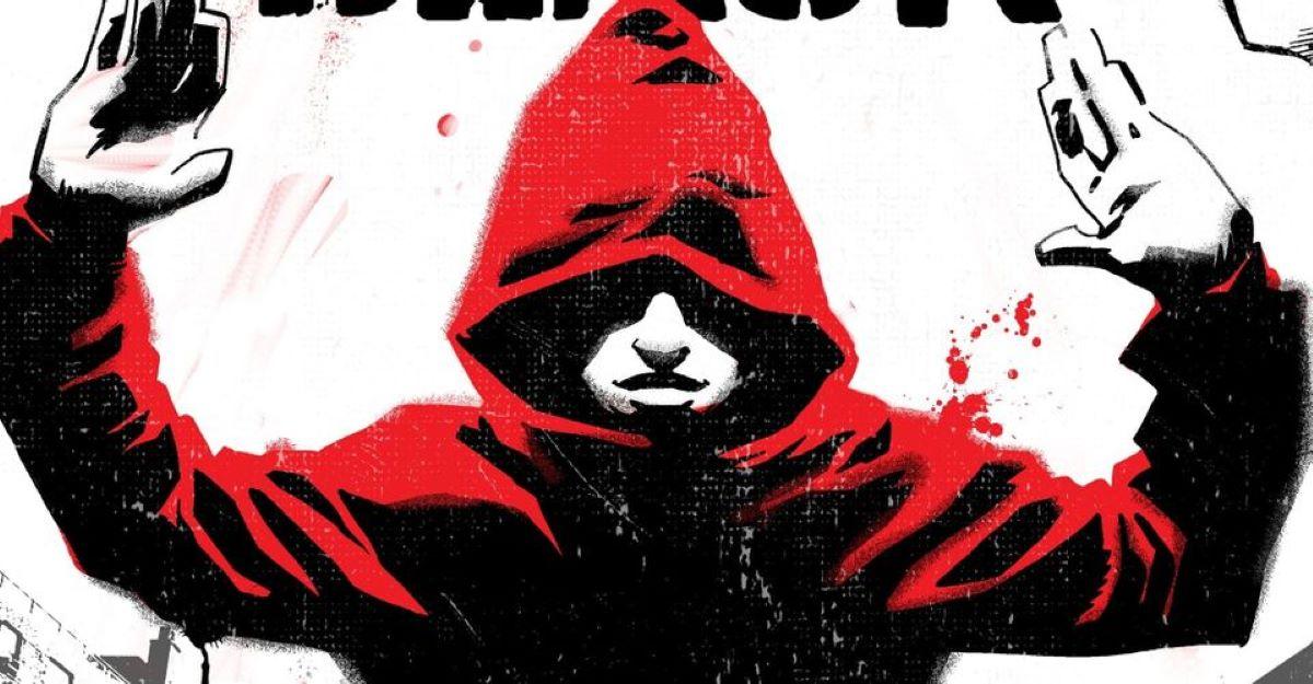 BLACK (Divulgação / Black Mask Comics)