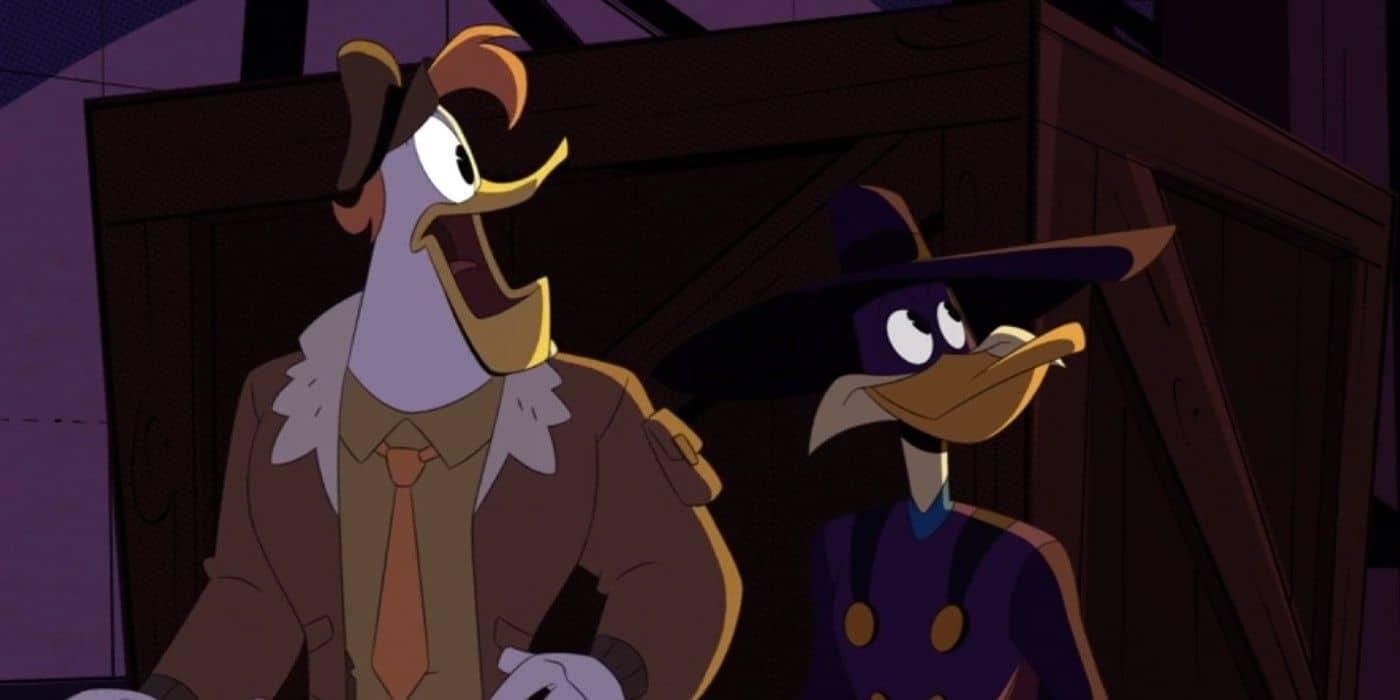 Cena de DuckTales (Reprodução / Disney)