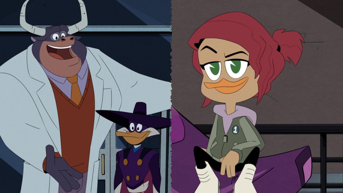 Cenas de DuckTales (Divulgação / Disney)