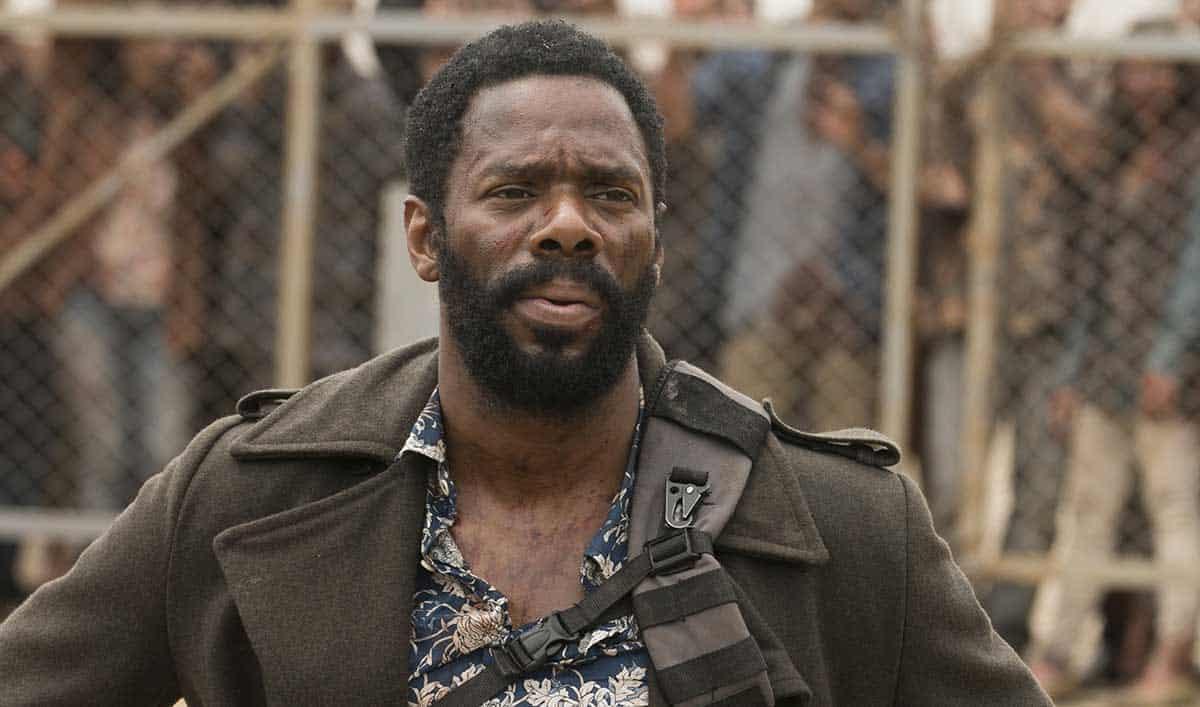 Cena de Fear The Walking Dead (Reprodução / AMC)