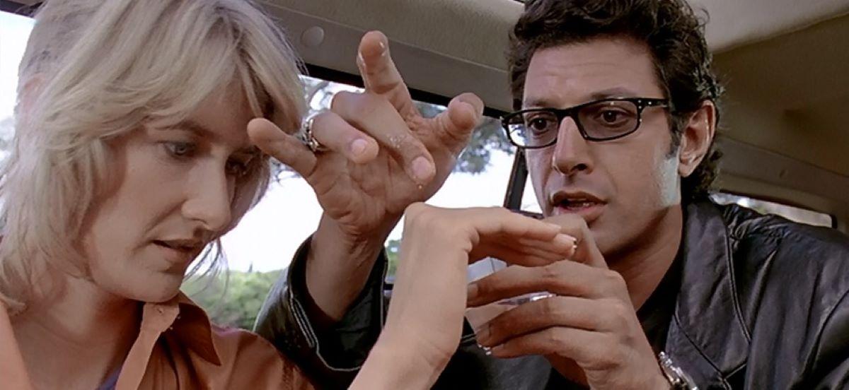 Cena de Jurassic Park (Reprodução / Universal Pictures)