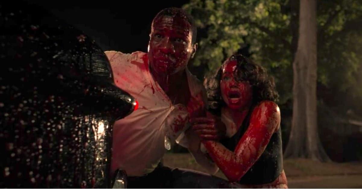 Cena de Lovecraft Country (Reprodução / HBO)