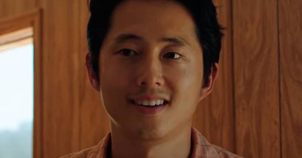 Steven Yeun em Minari (Reprodução / A24)