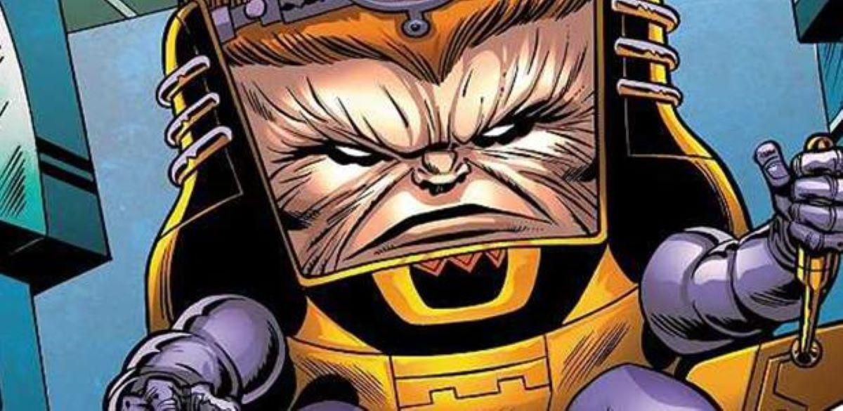 MODOK (Divulgação / Marvel Comics)