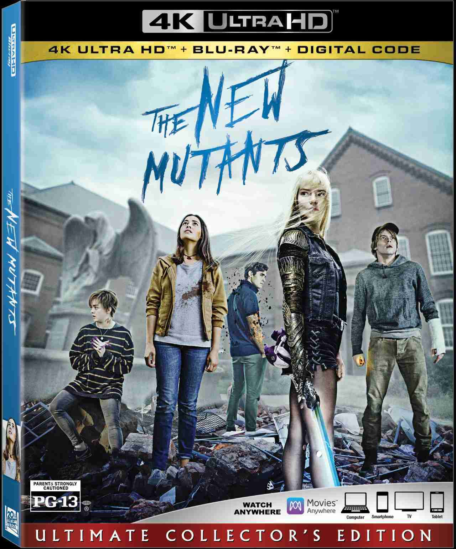 Os Novos Mutantes (Divulgação)