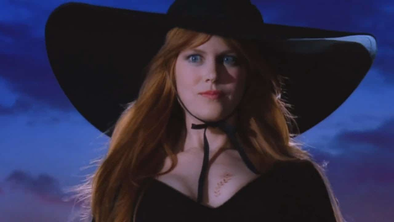 Nicole Kidman em Da Magia a Sedução