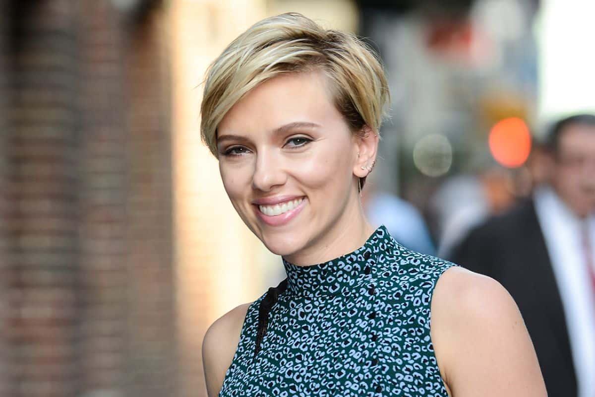 Scarlett Johansson (Divulgação)