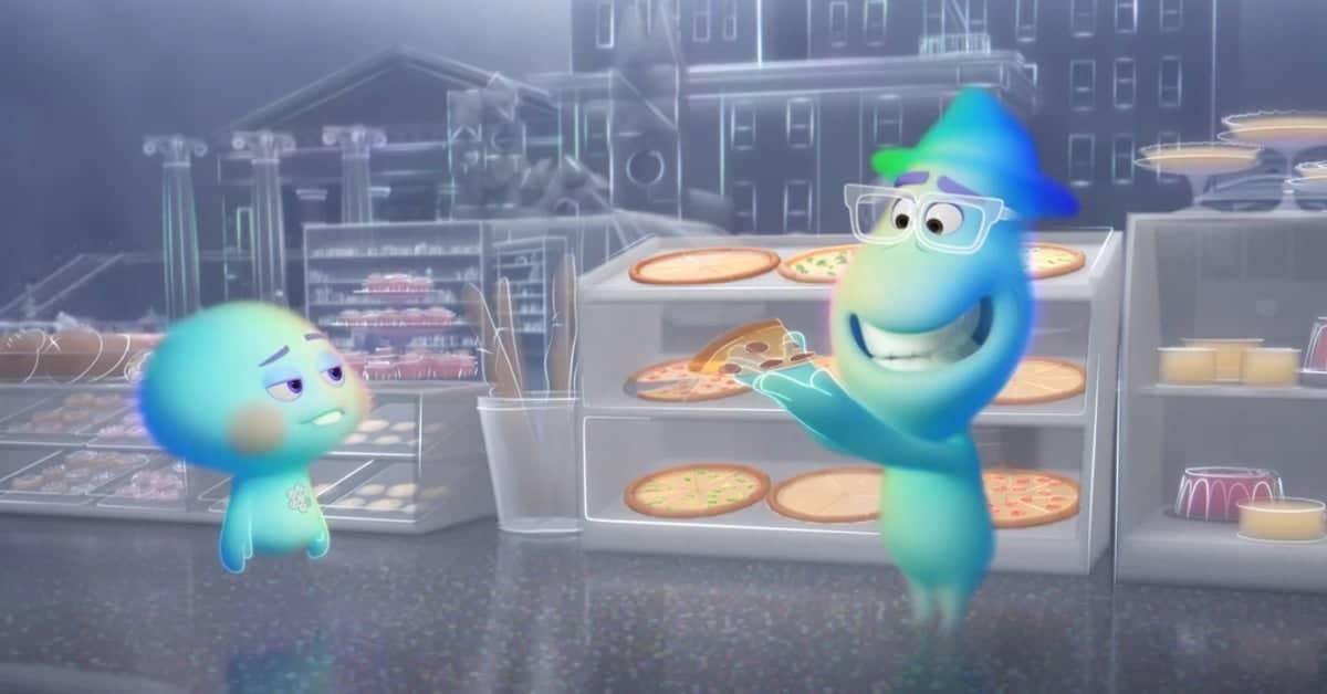 Cena de Soul (Reprodução / Disney e Pixar)
