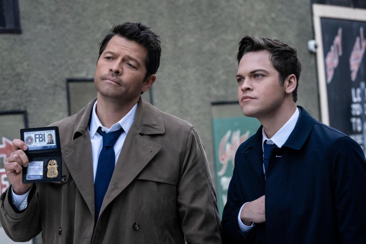 Supernatural (Divulgação / The CW)