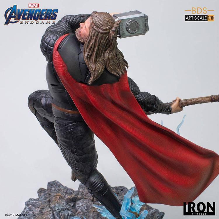 Colecionável Thor (Divulgação / Iron Studios)