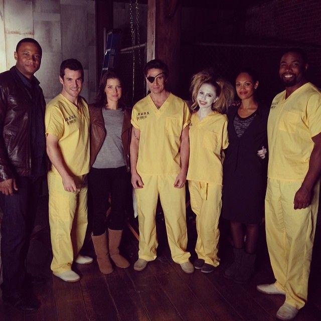 Equipe do Esquadrão Suicida da terceira temporada de Arrow