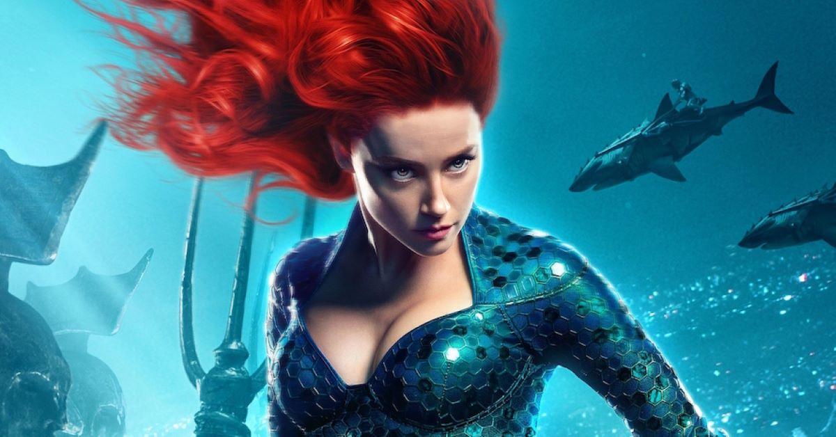 Amber Heard como Mera em Aquaman (Divulgação / DC)
