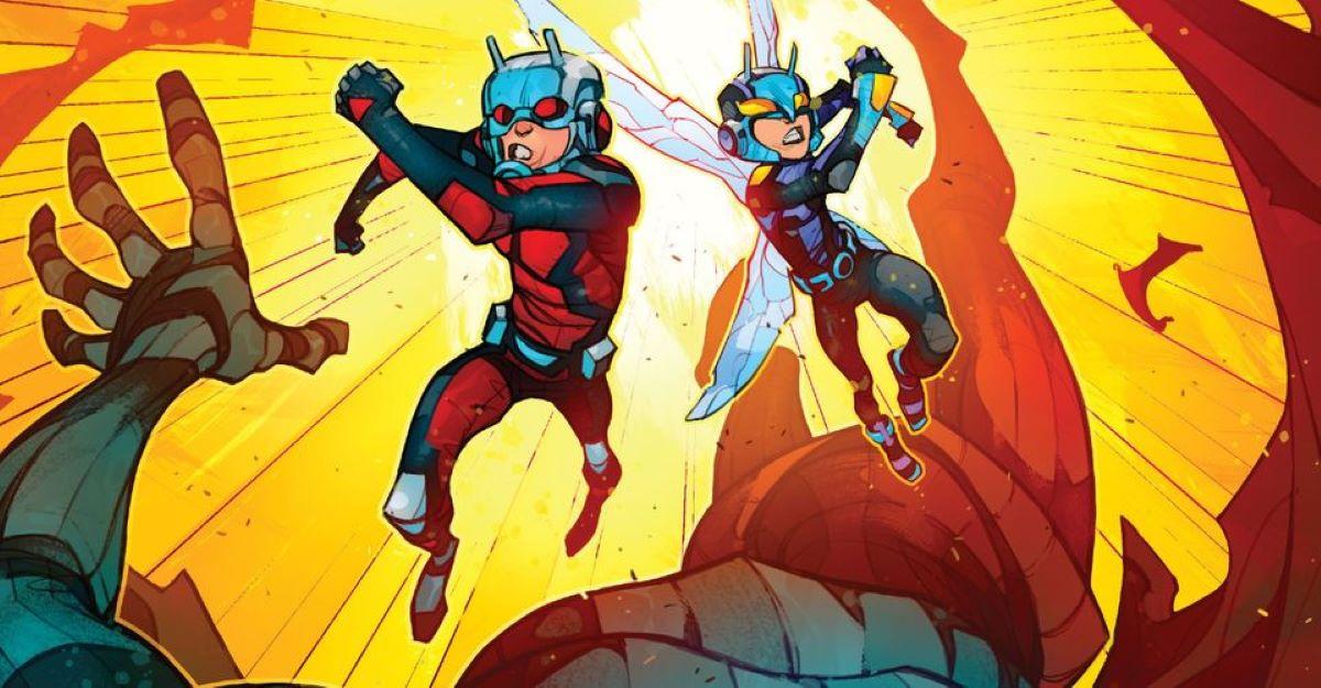 Homem-Formiga #5 (Divulgação / Marvel Comics)