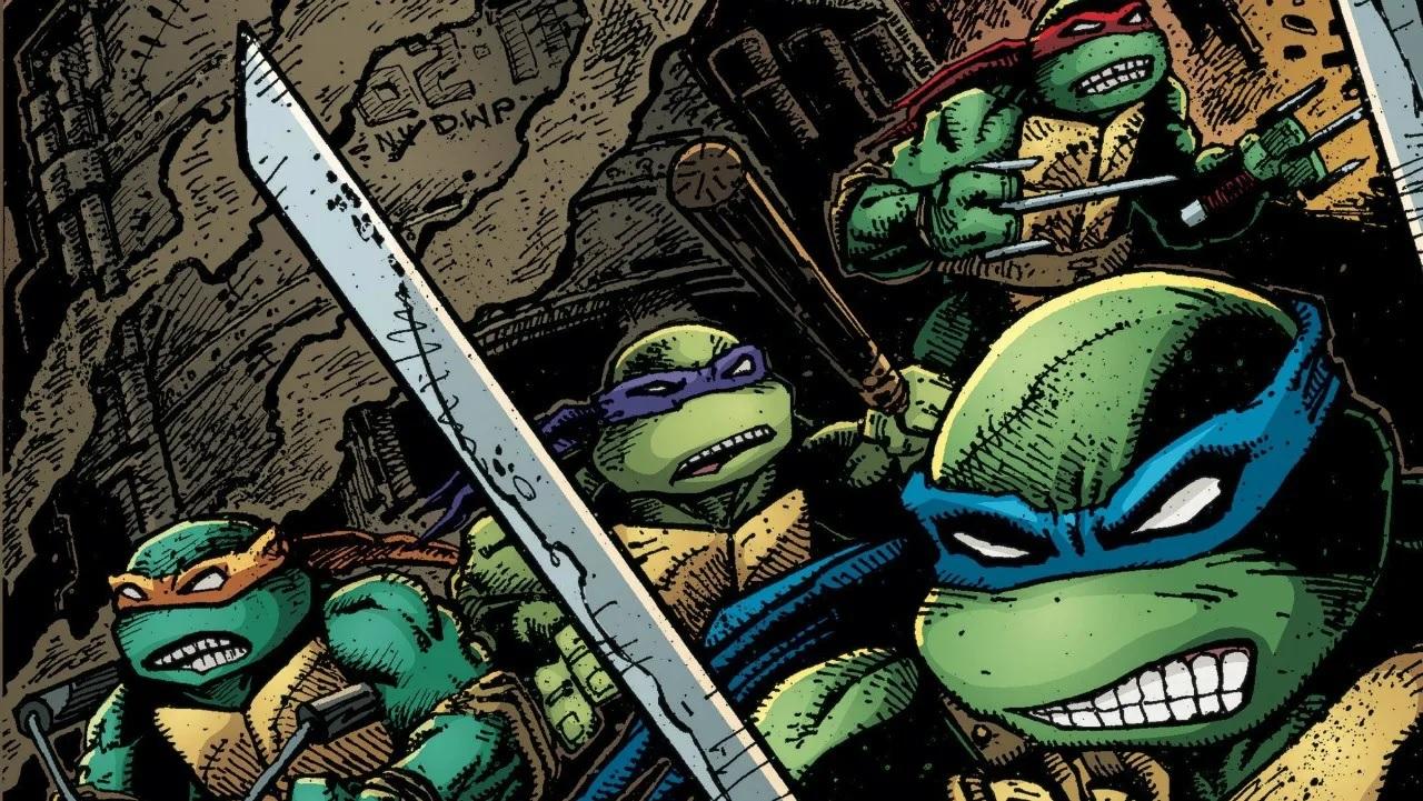 As Tartarugas Ninja Ganhara Reboot Fiel Aos Quadrinhos E Detalhe Choca
