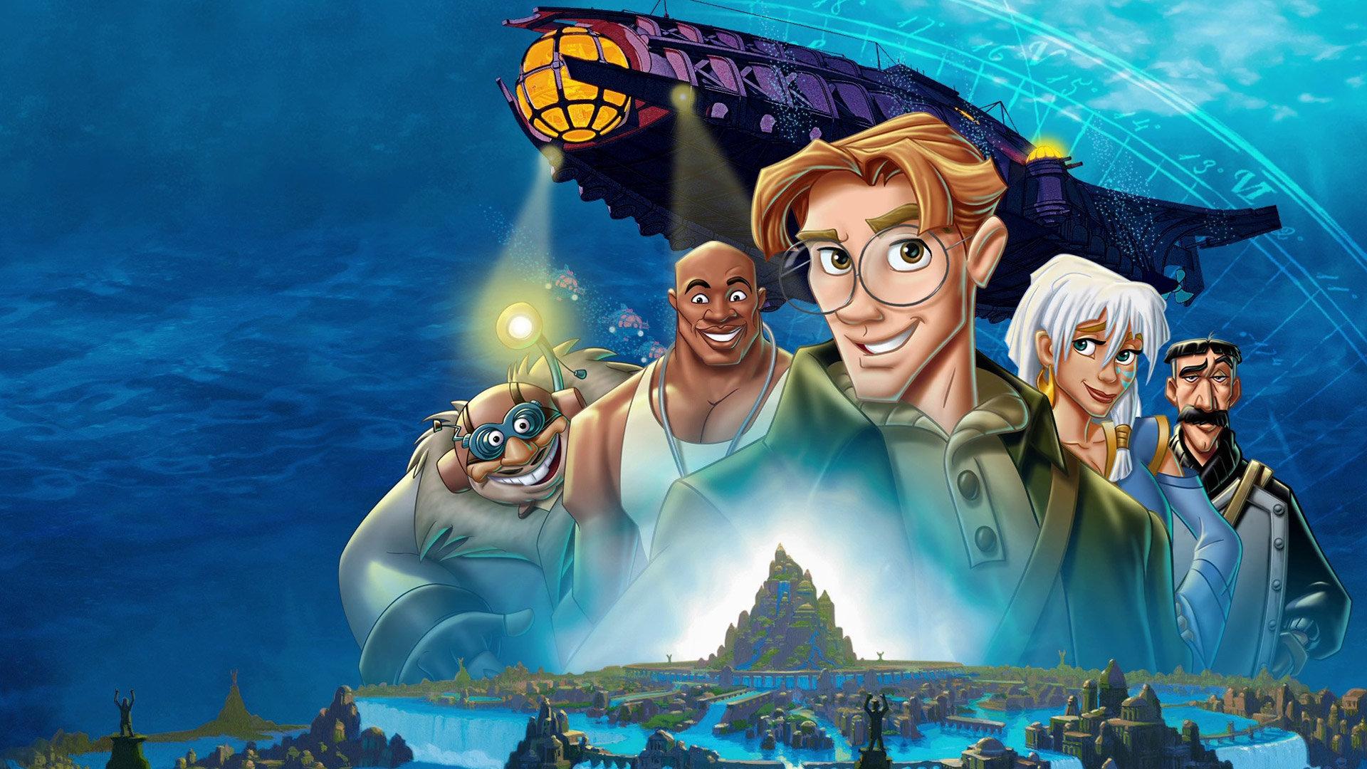 Atlantis: O Reino Perdido